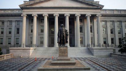 The bond market is predicting a recession