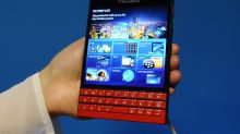 Blackberry's surprise profit, Finish Line beats & Dow + Olin ink deal