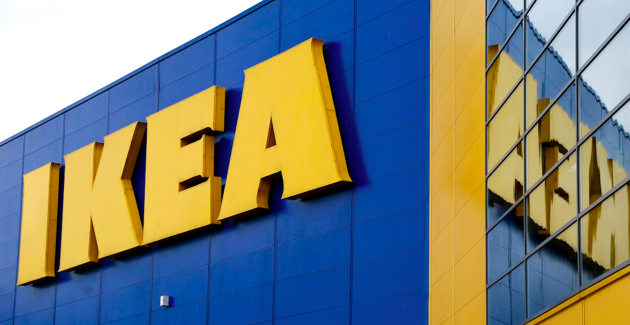 delayed opening of ikea exeter store infuriates shoppers. Black Bedroom Furniture Sets. Home Design Ideas