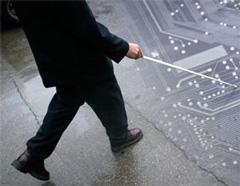 Tactile 3D maps could help blind people navigate