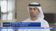 Saudi Arabia will always be safe, says UAE energy ministe...