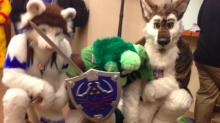 Woman takes her dog to a furry convention believing it was an event for pets