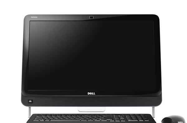 Dell announces Inspiron One 2320 touchscreen all-in-one