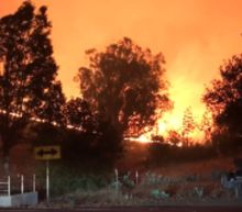 Sonoma County Officials Respond to Glass Fire With 'Cautious Optimism'