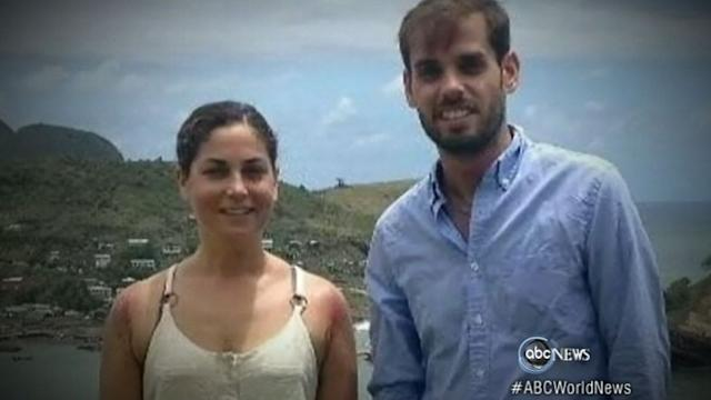 Siblings' Survive 14-Hour Swim Following Shipwreck