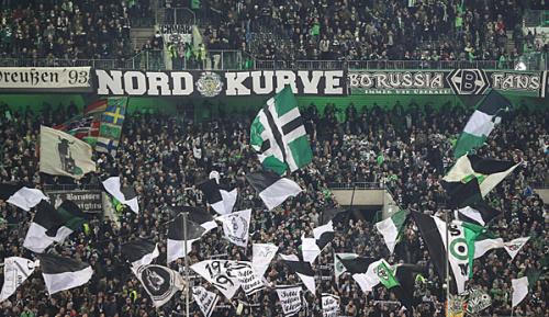 Bundesliga: Gladbach-Fans schweigen gegen Leipzig 19 Minuten lang