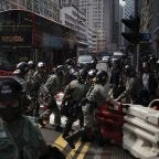 'Be water': Police swoop as Hong Kong protests shift tactics