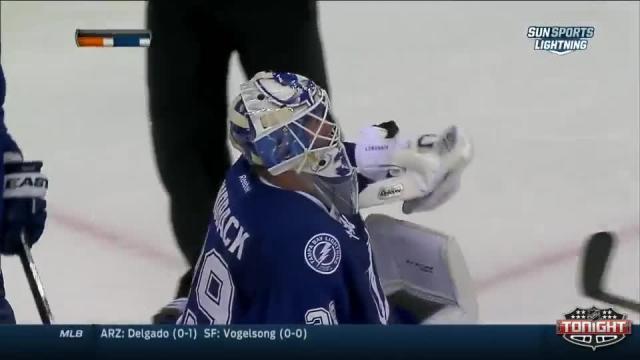 Philadelphia Flyers at Tampa Bay Lightning - 04/10/2014