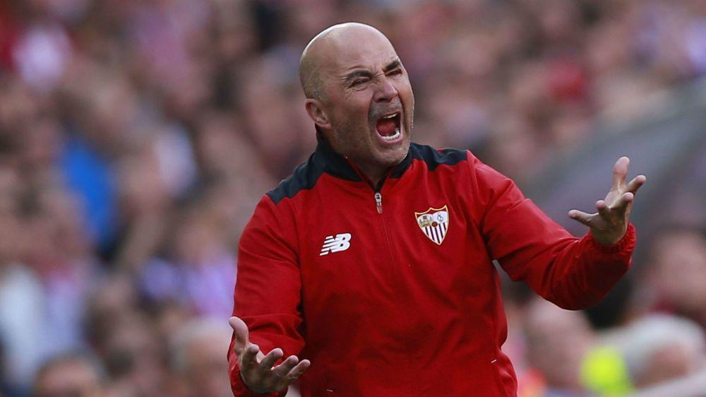 Sevilla's LaLiga title challenge over, concedes Sampaoli