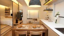 【設計變法】善用活動間隔 全開放空間變兩房兩廳