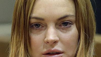 Lindsay Lohan Headed to Rehab