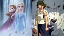 覺得《魔雪奇緣 Frozen II》劇情似曾相識?4大情節跟宮崎駿《幽靈公主》極相似