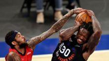 Julius Randle leads streaking Knicks past Pelicans