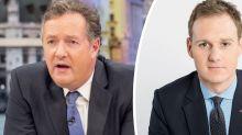 Dan Walker continues feud with GMB's Piers Morgan