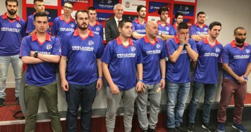 eSport - jeux vidéo - Anfield accueille la 2ème finale européenne de la PES League