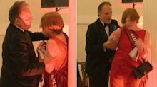 Tory MP Mark Field suspended amid probe into manhandling of Greenpeace protester