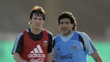 Lionel Messi is the greatest player of his generation – but Diego Maradona debate will always remain