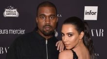 Kim Kardashian and Kanye West Go to Tony Robbins's Seminar With Her Sisters