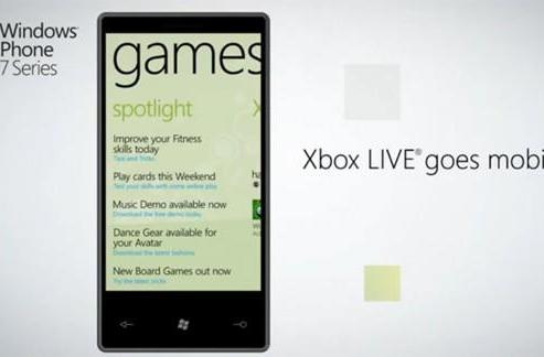 XNA Game Studio 4.0 includes Windows Phone support