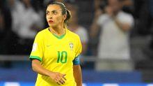 La footballeuse brésilienne Marta délivre un message fort pour les jeunes footballeuses