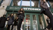 Bed Bath & Beyond shares crater 15% as competition in home goods grows