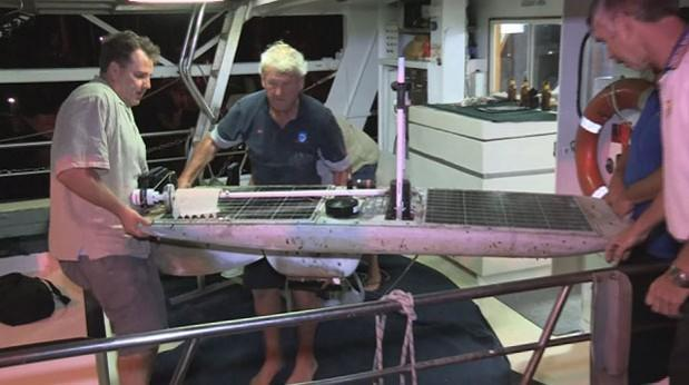 Liquid Robotics' Wave Glider breaks Guinness record, does it in the name of science