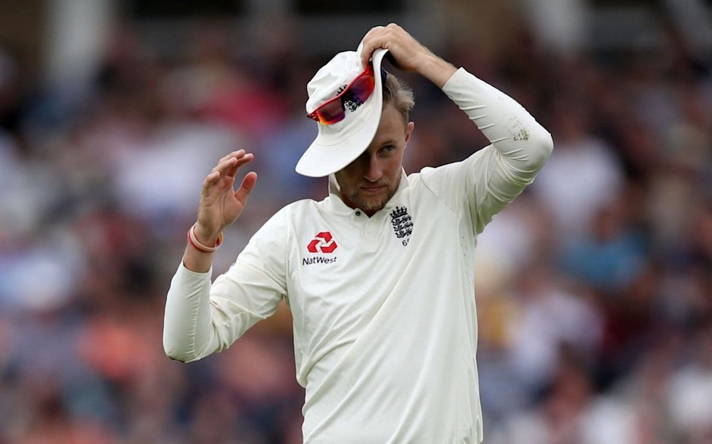 Wearing a new hat: Joe Root faces his first crisis as captain - PA