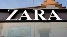 Zara owner Inditex profits up on strong sales