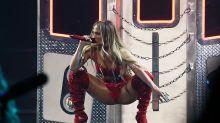 Jennifer Lopez se pone muy sensual y atrevida en evento en Nueva York