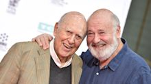 Rob Reiner pays tribute to dad Carl Reiner, dead at 98: 'He was my guiding light'
