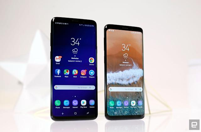 Samsung Galaxy S9 and S9 Plus review: Excellent, not monumental