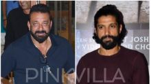 Sanjay Dutt plays a ruthless DON and Farhan Akhtar an ambitious Film Director in Ajay Devgn's home production