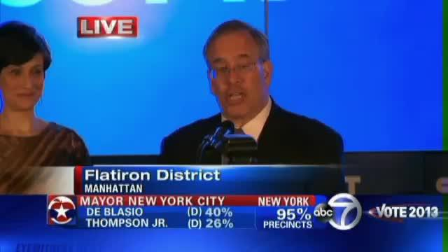Stringer wins Democratic primary for comptroller