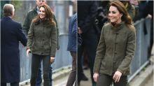 12 veces que Kate Middleton llevó pantalones con mucho estilo