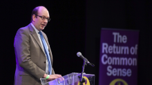 'It is job done': Mark Reckless jumps ship from UKIP