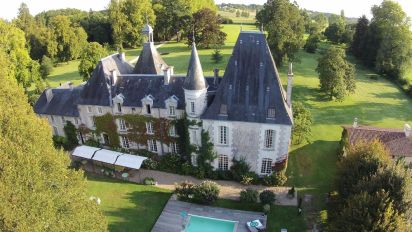 Top 10: the best family-friendly hotels in the Dordogne