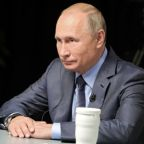 Putin says Trump not to blame for lack of improvement in Russia-U.S. ties