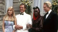 Grace Jones pays a touching tribute to the late Sir Roger Moore