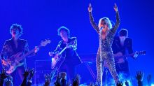 """Lady Gaga's Grammy Performance of """"Shallow"""" Is Much Different from the Movie Version"""