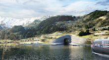 Norway Plans The World's First Ship Tunnel