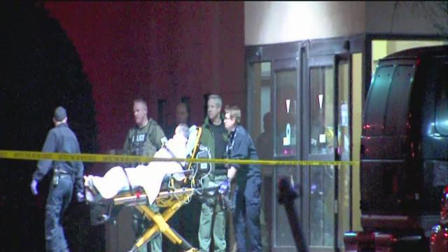 Man arrested after six-hour standoff at Tulsa Select hotel