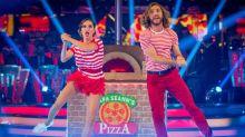 'Strictly Come Dancing': Shamed couple Seann and Katya escape elimination