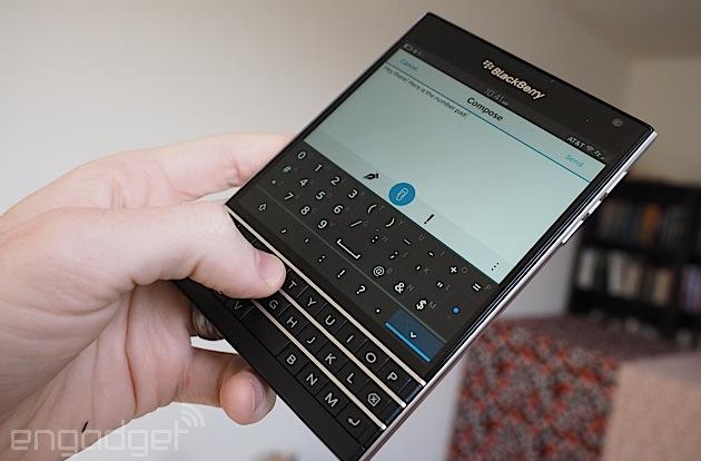 BlackBerry offers up to $550 if you ditch your iPhone for a Passport