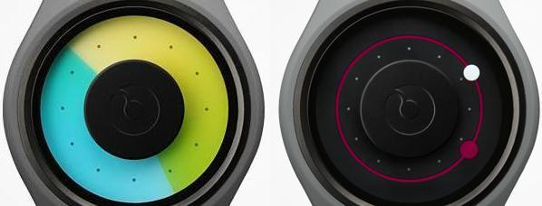 Ziiiro Aurora and Orbit watches tell time with color, orbs of wonder