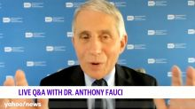 Fauci says to be safe, his family won't be gathering for Thanksgiving