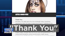 Lady Gaga's Sentimental and Sedated Post-Op Thank You Letter