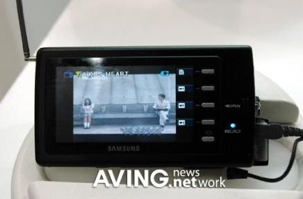 Samsung squeezes T-DMB into MS61, calls it K60