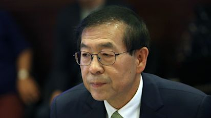 Missing Seoul mayor's body found after search