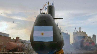 Buscas por submarino argentino perdido no Atlântico Sul prosseguem