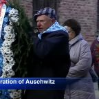 Liberation of Auschwitz marked in Chicago area 75 years later
